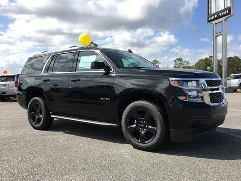 2017 Chevrolet Tahoe for sale in Douglas GA