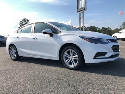 2018 Chevrolet Cruze for sale in Douglas, GA