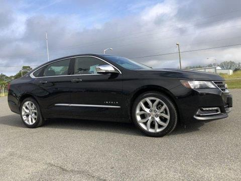 2018 Chevrolet Impala for sale in Douglas, GA