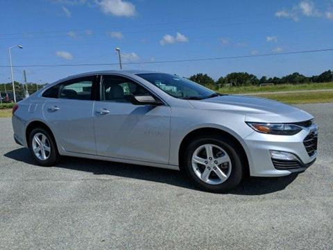 2020 Chevrolet Malibu for sale in Douglas, GA
