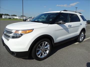 2013 Ford Explorer for sale in Douglas, GA