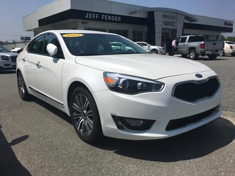 2015 Kia Cadenza for sale in Tifton, GA