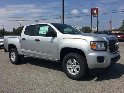 2017 GMC Canyon for sale in Tifton, GA