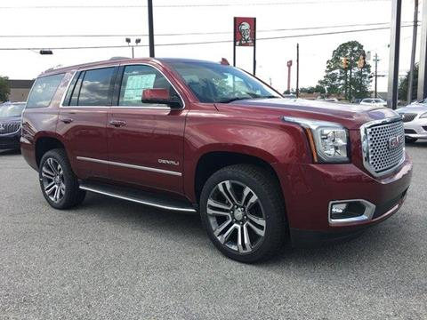 2017 GMC Yukon for sale in Tifton, GA