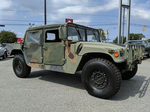 1989 AM General Hummer for sale in Tifton, GA