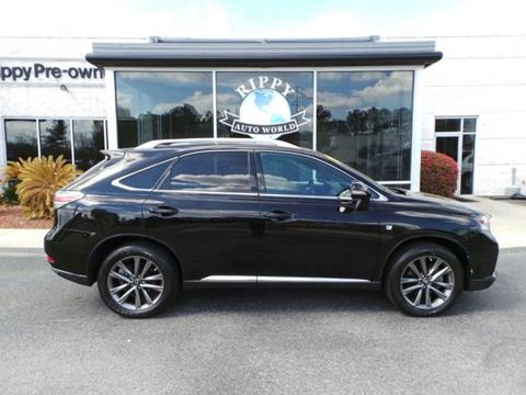 Used lexus for sale in wilmington nc for Oceanside motor company wilmington nc