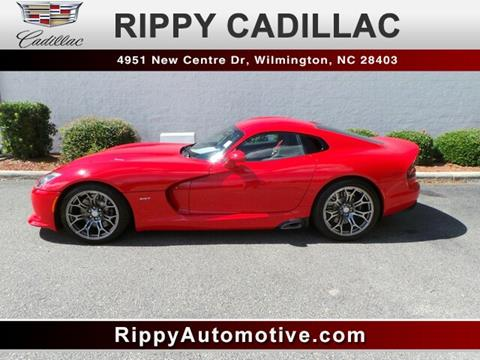 2013 Dodge SRT Viper for sale in Wilmington, NC