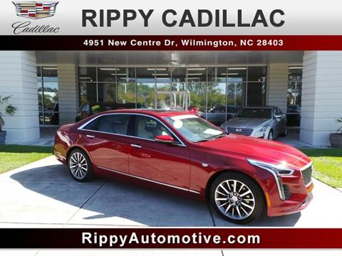 2019 Cadillac CT6 for sale in Wilmington, NC