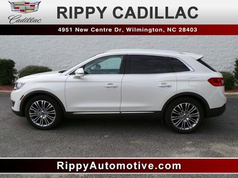 2016 Lincoln MKX for sale in Wilmington, NC