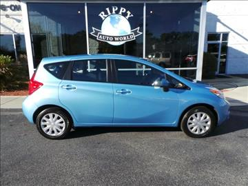 2015 Nissan Versa Note for sale in Wilmington, NC