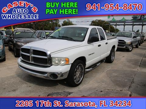 2004 Dodge Ram Pickup 1500 for sale in Sarasota, FL