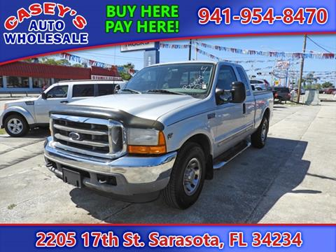 2001 Ford F-250 Super Duty for sale in Sarasota, FL