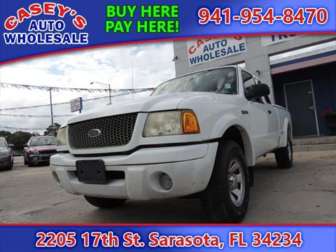 2002 Ford Ranger for sale in Sarasota, FL