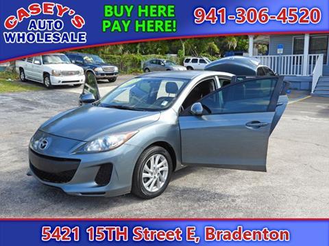 2012 Mazda MAZDA3 for sale in Sarasota, FL