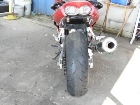 2007 Yamaha YZF-R6