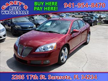 2008 Pontiac G6 for sale in Sarasota, FL