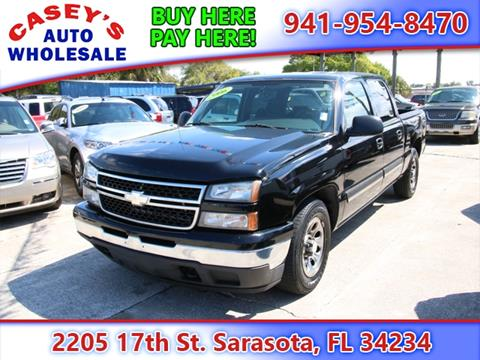2006 Chevrolet Silverado 1500 for sale in Sarasota, FL