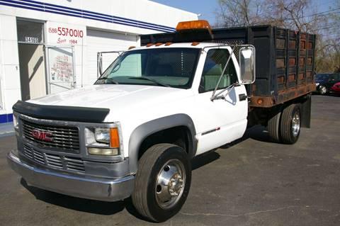 1999 GMC Sierra 2500HD for sale in Clinton Township, MI