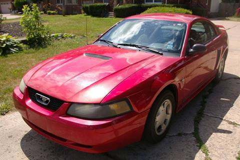 2001 Ford Mustang for sale in Clinton Township MI