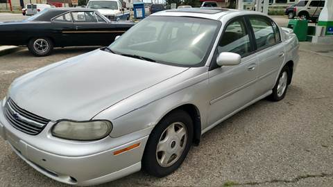 2001 Chevrolet Malibu for sale in Clinton Township, MI