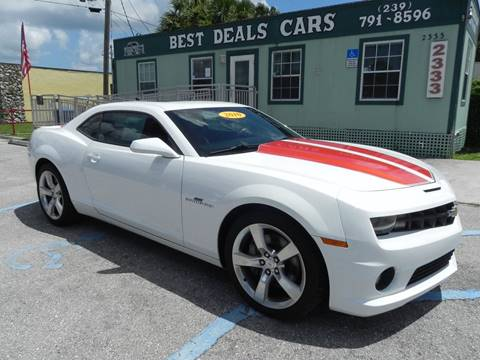 2010 Chevrolet Camaro for sale in Fort Myers, FL