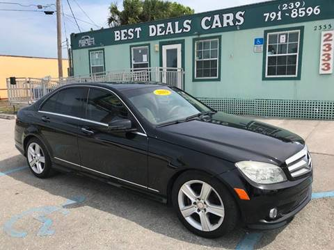 Mercedes benz for sale in fort myers fl for Mercedes benz fort myers florida