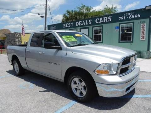 2011 RAM Ram Pickup 1500 for sale in Fort Myers, FL