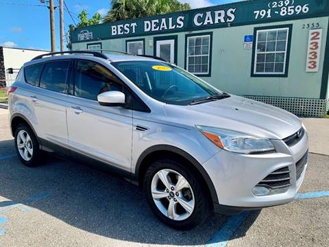 2013 Ford Escape for sale in Fort Myers, FL