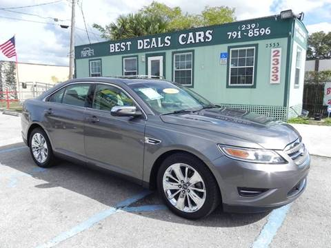 2012 Ford Taurus for sale in Fort Myers, FL