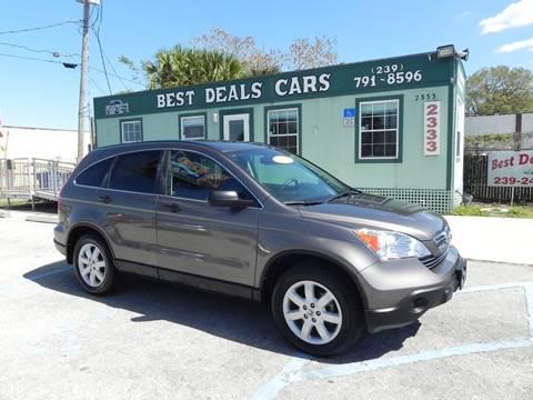 2009 Honda CR-V for sale in Fort Myers, FL