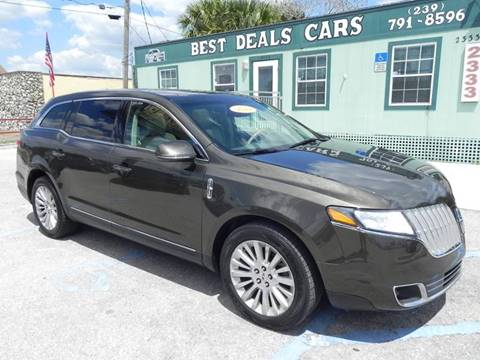 2011 Lincoln MKT for sale in Fort Myers, FL