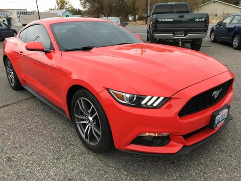 2015 Ford Mustang for sale in Richland, WA