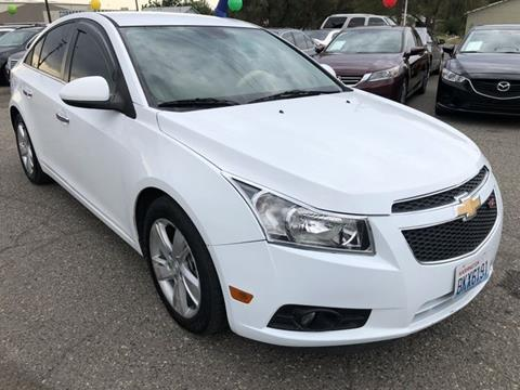 2014 Chevrolet Cruze for sale in Richland, WA