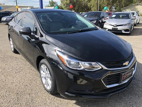 2019 Chevrolet Cruze for sale in Richland, WA