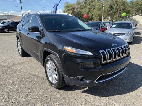 2016 Jeep Cherokee for sale in Richland, WA