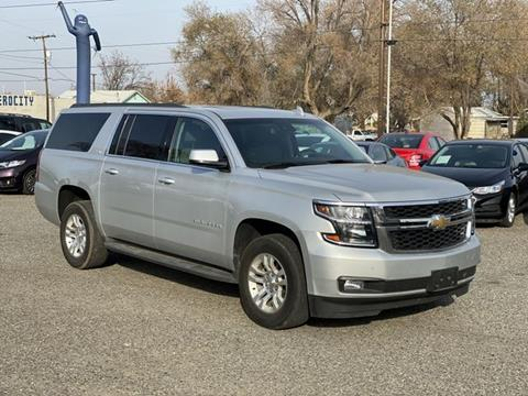 2015 Chevrolet Suburban for sale in Richland, WA