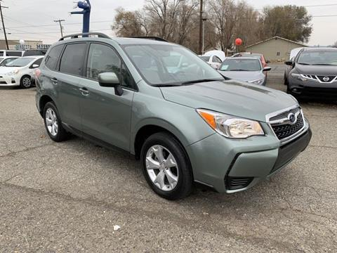 2015 Subaru Forester for sale in Richland, WA