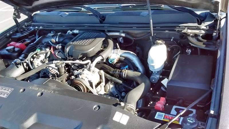 2007 Chevrolet Silverado 2500HD LTZ 4dr Crew Cab 4WD LB - Caldwell ID