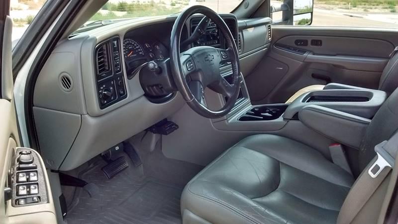 2006 chevrolet silverado 3500 lt2 4dr crew cab 4wd lb drw in sold sciox Choice Image