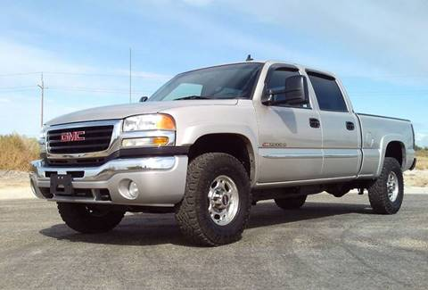 2007 GMC Sierra 2500HD Classic for sale in Caldwell, ID