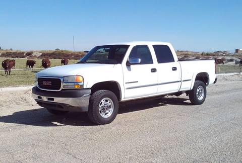 2001 GMC Sierra 2500HD for sale in Caldwell, ID