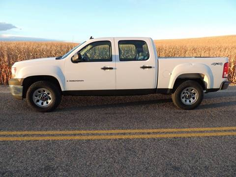 2008 GMC Sierra 1500 for sale in Caldwell, ID