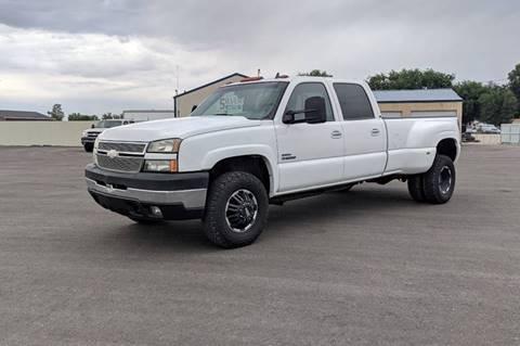 Silverado Auto Sales - Used Diesel Pickups - Caldwell ID Dealer