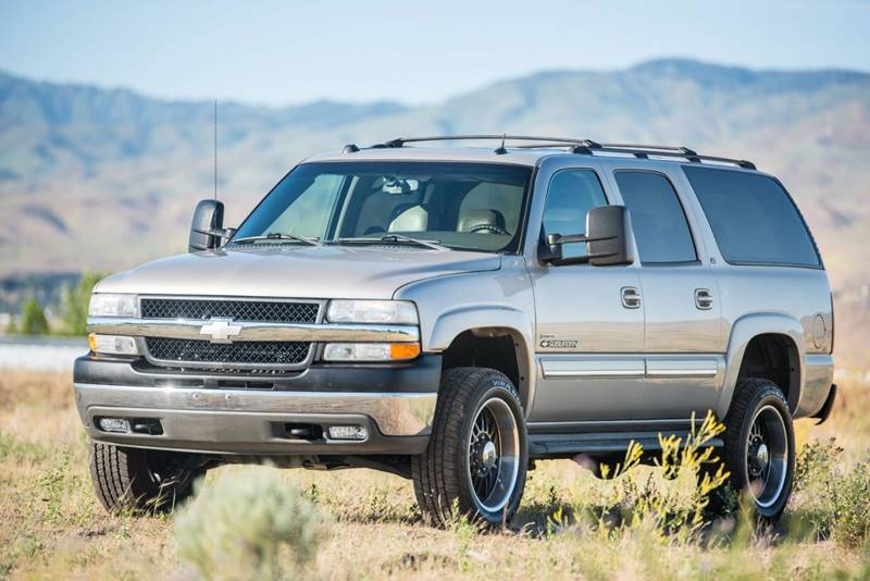 2005 chevrolet suburban 2500hd lt in caldwell id. Black Bedroom Furniture Sets. Home Design Ideas
