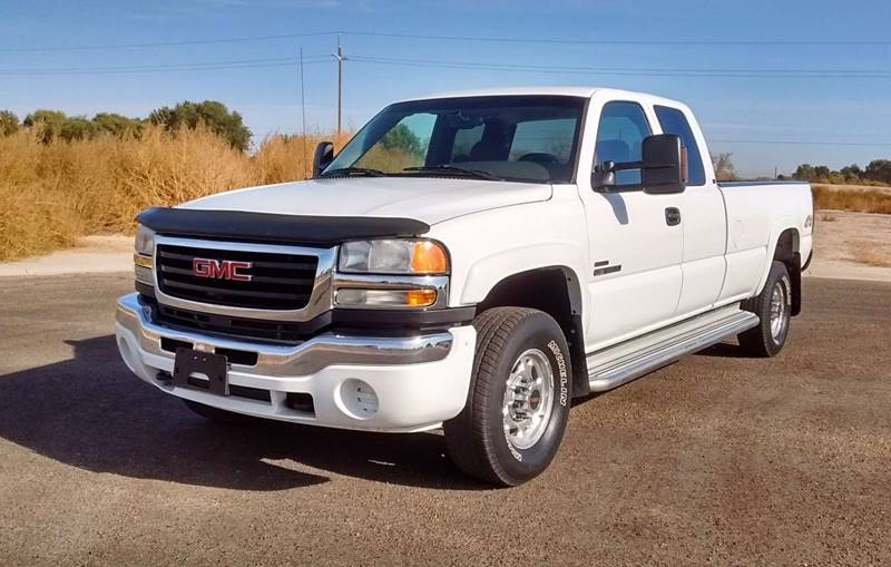 2007 gmc sierra 3500 classic sle1 4dr extended cab 4wd lb in caldwell id silverado auto sales. Black Bedroom Furniture Sets. Home Design Ideas