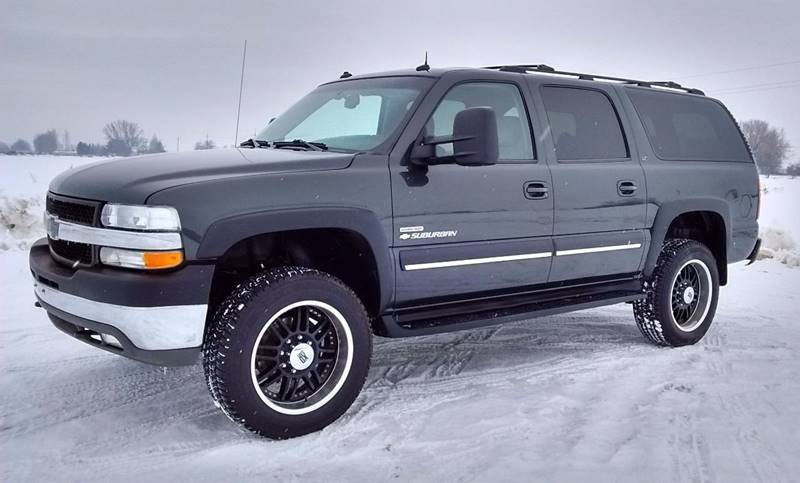 2003 chevrolet suburban 2500 lt 4wd 4dr suv in caldwell id. Black Bedroom Furniture Sets. Home Design Ideas
