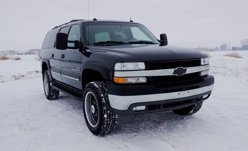2003 Chevrolet Suburban 2500 Lt 4wd 4dr Suv In Caldwell Id
