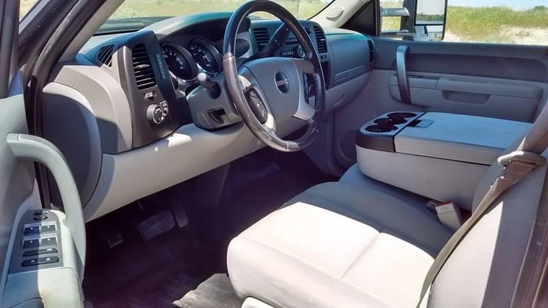 2013 GMC Sierra 2500HD 4x4 SLE 4dr Crew Cab SB - Caldwell ID
