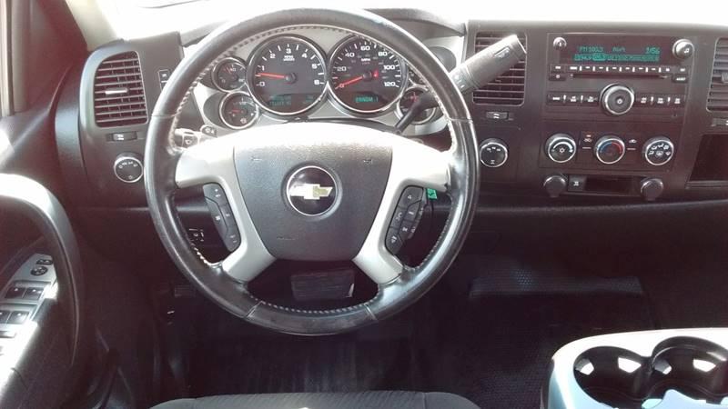 2011 Chevrolet Silverado 3500HD 4x4 LT 4dr Crew Cab LB SRW - Caldwell ID