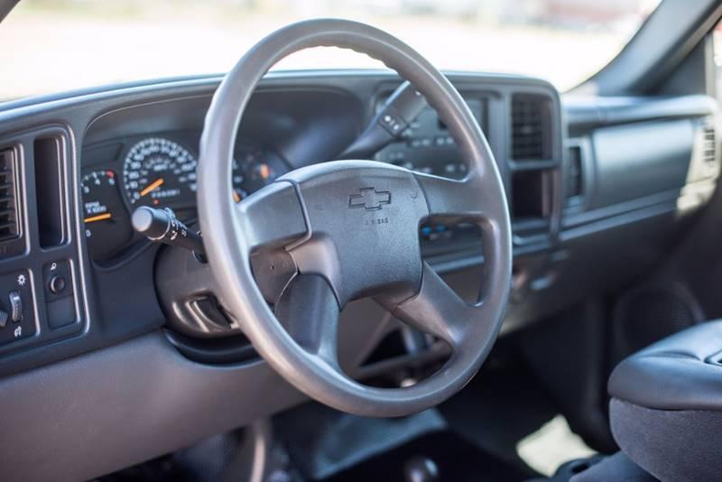 2006 Chevrolet Silverado 3500 Work Truck 4dr Crew Cab 4WD LB - Caldwell ID